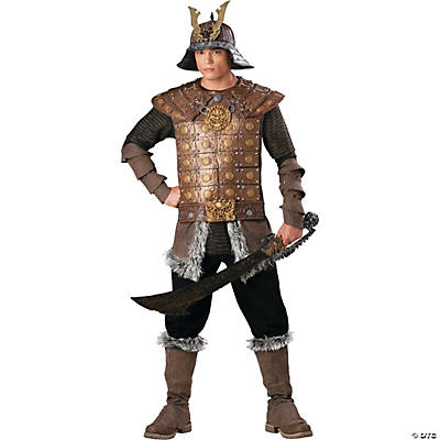 Genghis Khan Adult Men's Costume
