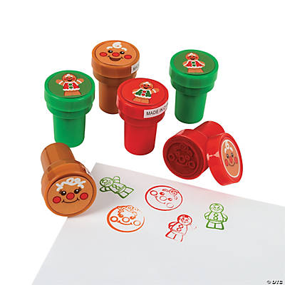 Gingerbread Stampers