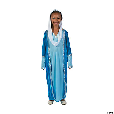 Girl's Deluxe Mary Costume