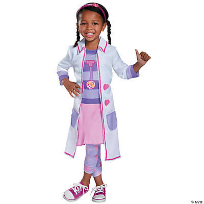 Girl's Doc McStuffins™ Costume