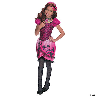 Girl's Ever After High™ Briar Beauty Costume