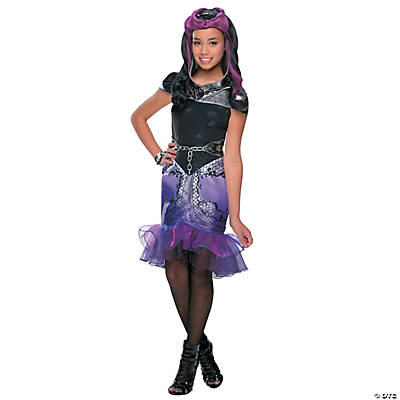 Girl's Ever After High™ Raven Queen Costume