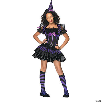 Girl's Spell Casting Sweetie Jr. Costume
