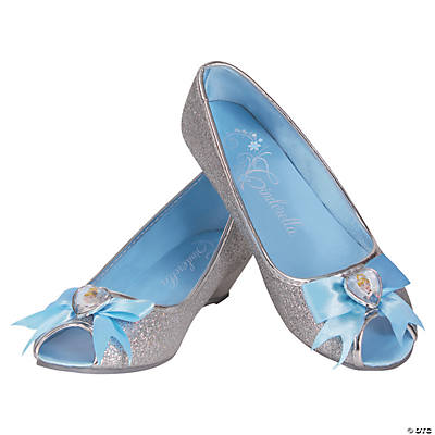 Girl's Cinderella Shoes
