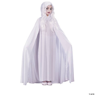 Girl's Gossamer Ghost Costume