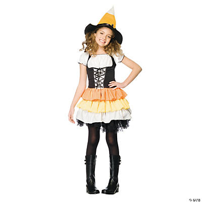 Girl's Kandy Korn Costume