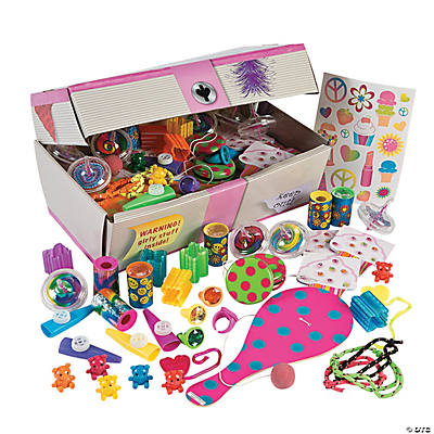 Girly Girl Treasure Chest Assortment