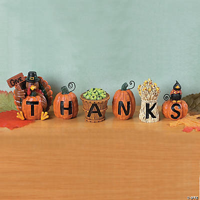 """Give Thanks"" Thanksgiving Blocks"