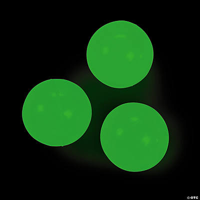 Glow-in-the-Dark Bouncing Balls