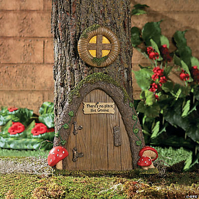 Gnome door for Gnome doors for trees