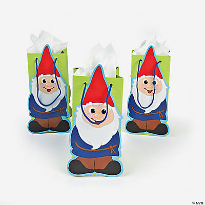 Gnome Gift Bags