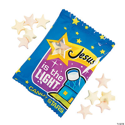 God's Galaxy VBS Star Candy Fun Packs