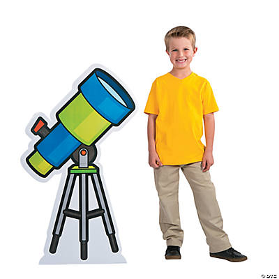 God's Galaxy VBS Telescope Stand-Up