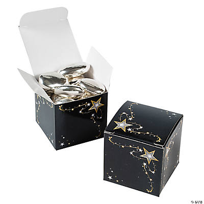 Gold Star Gift Boxes