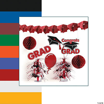 Graduation Decorating Kits