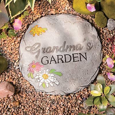 Garden Living Studio Garden Ideas Decorative Stepping Stones Bring