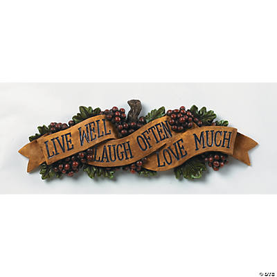 Grape Wall Plaque