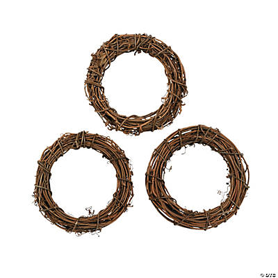 Grapevine Wreaths Small