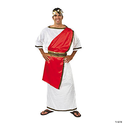 Greek God Adult Men's Costume