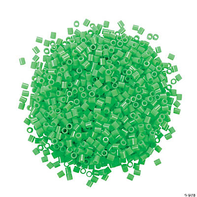 Green Fuse Beads