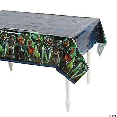 Green Lantern™ Tablecloth
