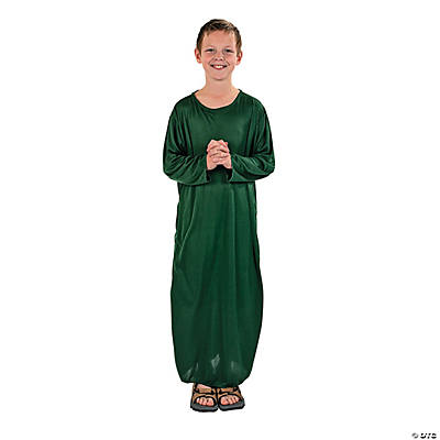 Green Nativity Child Costume