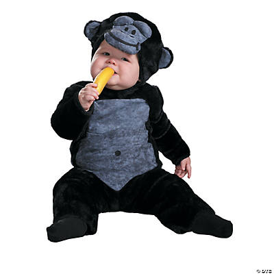Groovy Gorilla Costume for Babies