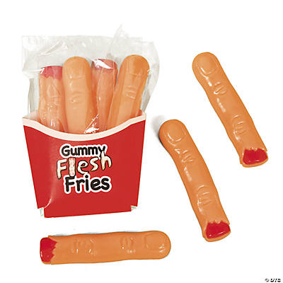 Gummy Flesh Fries