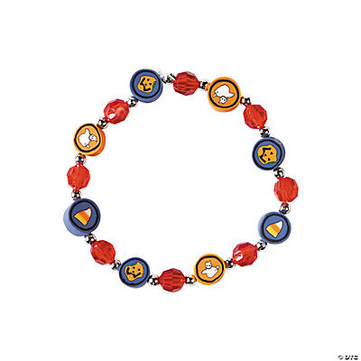 Halloween Bead Bracelet Craft Kit