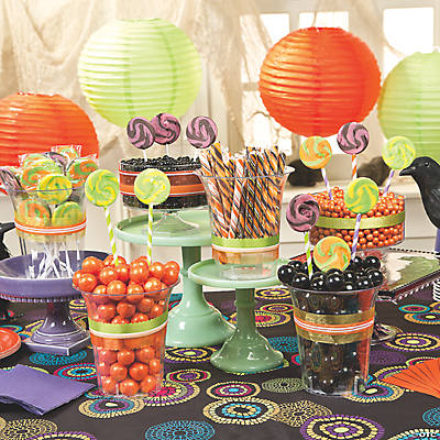 halloween candy buffet assortment oriental trading discontinued. Black Bedroom Furniture Sets. Home Design Ideas