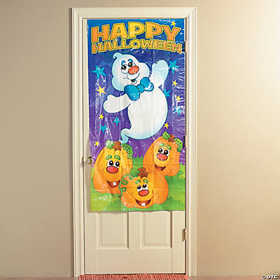 Halloween Character Door Cover