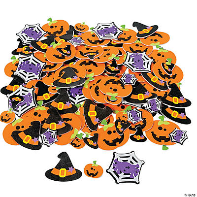 Halloween Friends Shapes