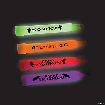 halloween glow sticks - Glow Sticks For Halloween