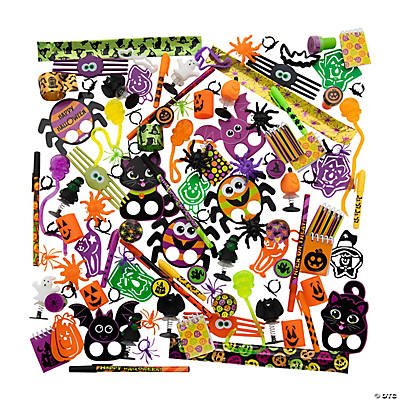 Halloween Iconic Novelties Assortment