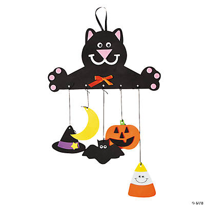 Halloween Mobile Craft Kit