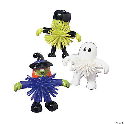 Halloween Porcupine Characters