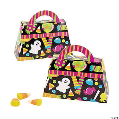 Halloween Trick Or Treat Gift Bags