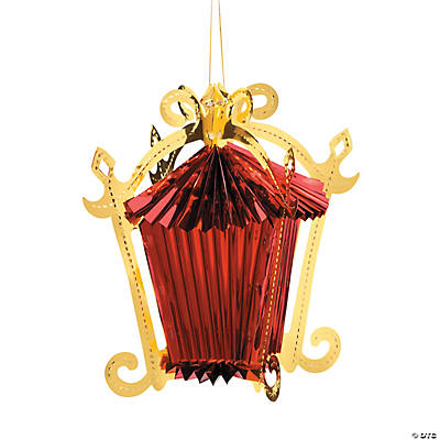 Hanging Paper Lamp Decoration