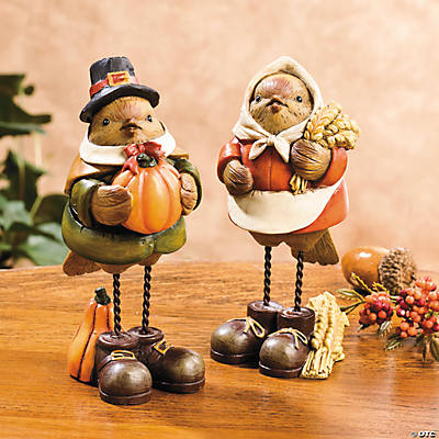 Harvest Bird Couple