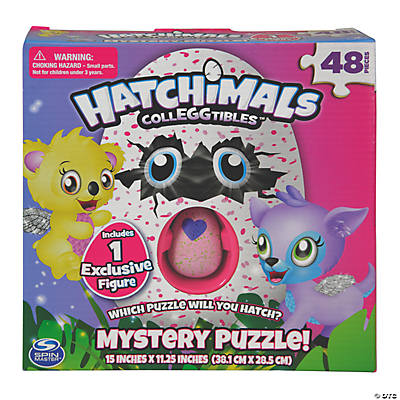 Hatchimals™ Figure with Puzzle
