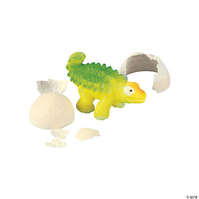 Hatching Dinosaur Egg Set
