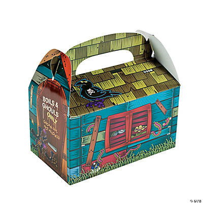 Haunted House Treat Boxes