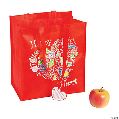 Healthy Heart Tote Bags