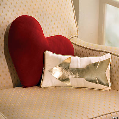 Heart & Arrow Pillows