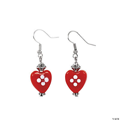 Heart Earring Craft Kit