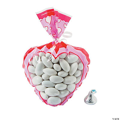 Heart-Shaped Bags