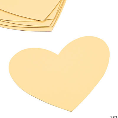 Heart-Shaped Sticky Boards