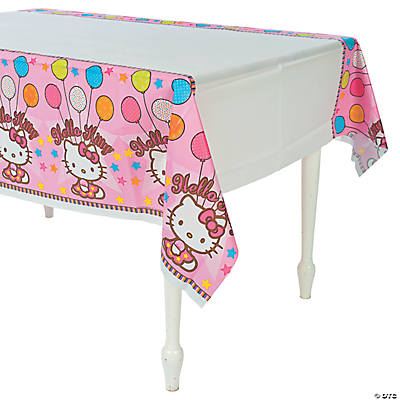 """Hello Kitty®"" Balloon Dreams Tablecloth"