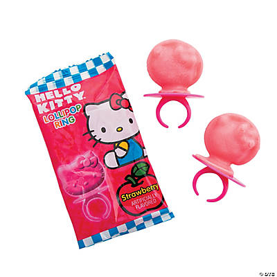 Hello Kitty® Lollipop Rings