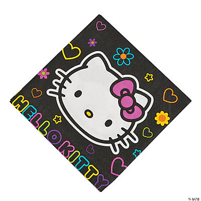 Hello Kitty™ Tween Luncheon Napkins
